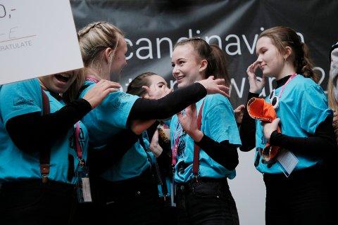 Ungdommene i fokus: Laget Wall-E fra Rognan ungdomsskole gikk til topps i Scandinavian Innovation Awards for litt over to uker siden. Det har ikke gått kommunen hus forbi, og de benyttet årets første kommunestyre til å hylle elevene fra Rognan ungdomsskole.