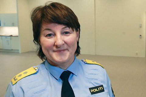Politimester i Nordland politidistrikt, Tone Vangen