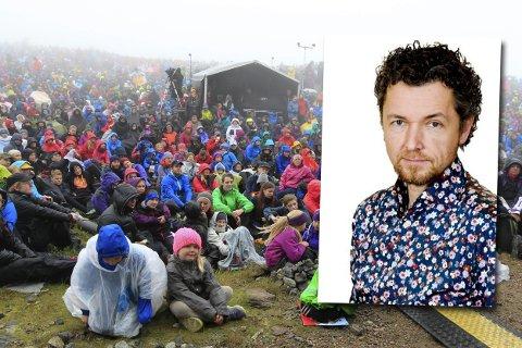 Mer aktivitet: Kulturleder Helge Grønmo mener at Musikkfestuka må få opp aktiviteten gjennom hele året.