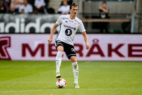 GÅR TIL VÅLERENGA: Midstopperen Johan Lædre Bjørdal. Foto: Ole Martin Wold (NTB scanpix)