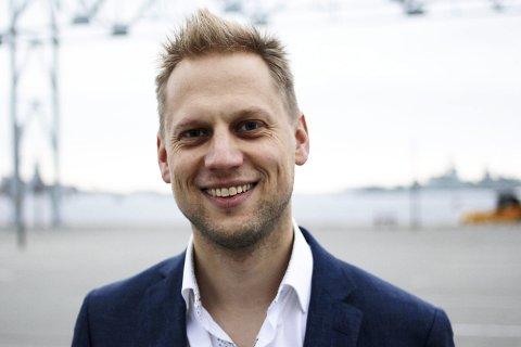 Stjerne: Leif Jone Ølberg (33) gjør karriere som operasanger i København. Denne uka skal han synge både på Fauske og i Bodø.