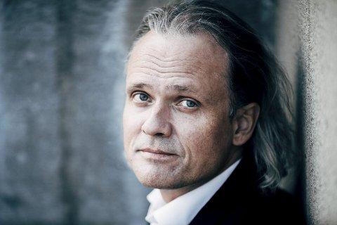 Vemodig: Festivalsjef Frode Mikaelsen har drevet Folk & Fisk i seks år. – Klart det er vemodig å avlyse årets festival. Vi er ved et veiskille, sier han.