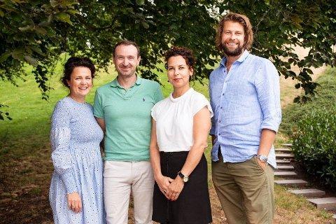 EKSPERTENE: Psykolog Catrin Sagen, adferdsbiolog Jens Andreas Huseby, sosialantropolog Lene Pettersen og psykolog Per-Magnus Thompson.
