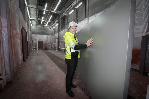 Nye tider for Rapp Bomek.Sjef,CEO.Terje Bøe.April 2019.