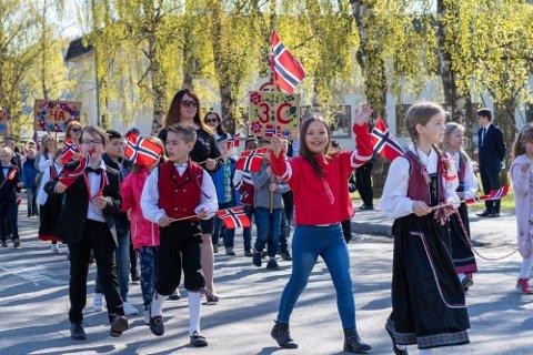 Markeringen av nasjonaldagen blir ikke den samme i år. Naturligvis gjelder det også for Saltdal kommune.