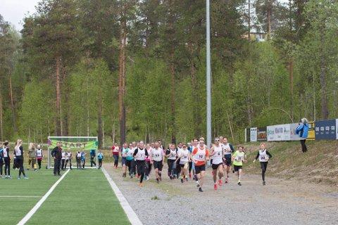 Lørdag arrangeres Saltdalsløpet for fjerde år på rad.