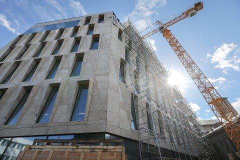 En ny arkitekturpris foreslått av rådmannen skal bidra å til å sette Bodøs arkitektur på kartet.
