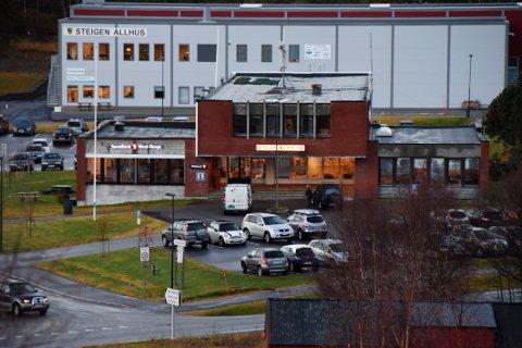ANMELDT: Det påståtte underslaget på rådhuset i Steigen ble oppdaget av ansatte i kommunen så sent som i forrige uke. Nå er saken politianmeldt.