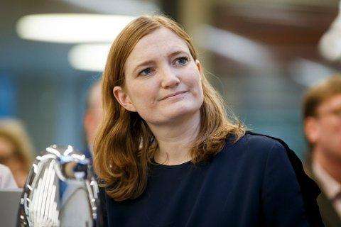 Vil ha svar: Ordfører Ida Pinnerød vil ha klart svar om hva Forsvaret har bruk for på Bodøhalvøya.
