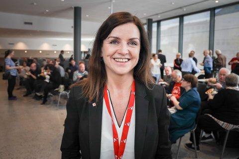 Siden 1. mars har Anita Skog vært finansieringsrådgiver i Innovasjon Norge Nordland. Foto: Vilde Øines Nybakken