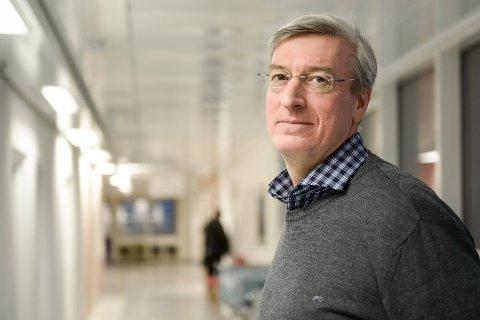 Einar Bugge er en av fire søkere til toppjobben i Helse Nord RHF.
