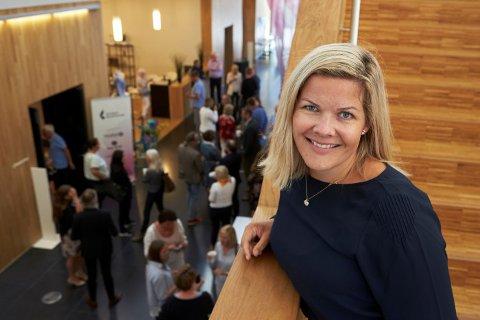 Fylkesråd for kultur, miljø og folkehelse, Aase Refsnes.