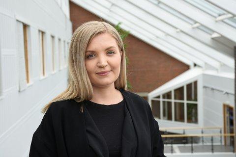 Lytring: Sigrid Rask Sørensen er produsent for Lytring, noe som gjør at hun arbeider med mange mennesker på hver eneste arrangement.