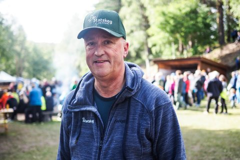 Forventer tiltak: Jan Normann Nilsen og resten av selskapet forlanger at det blir gjort avbøtende tiltak. Merknadene er flere til nabovarslet som er sendt ut.