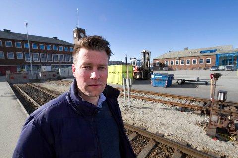 Klar tale: Administrerende direktør i BRUS, Elnar Remi Holmen er tydelig på som bør gjøres, og han håper virkelig at avgjørelsen går som han ønsker.