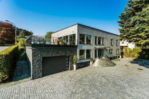 Megleren omtaler boligen som veldig unors.