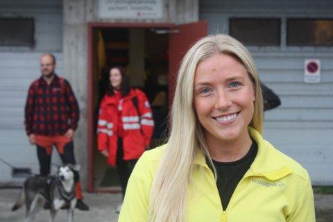 Henrikke (25) jobber til daglig som sykepleier ved Nordlandssykehuset. Hun ser frem til å utfordre seg selv som frivillig.