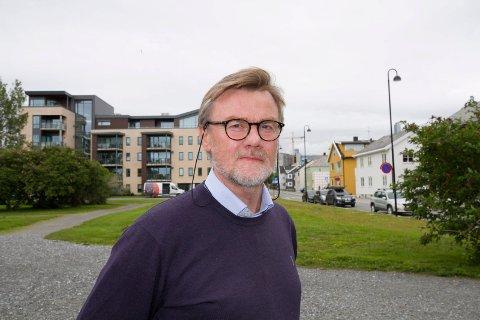 Arnstein Antonsen, distriktsleder Huseiernes Landsforbund