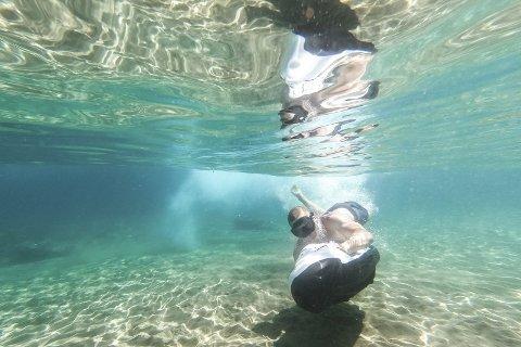 Leketøy: Seabob er et suverent framkomstmiddel under vann og legendarisk leketøy for dem som har blitt «voksen».
