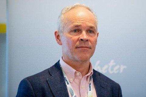 Et nytt kontor i Integrerings- og mangfoldsdirektoratet (IMDi) legges til Narvik, opplyser kunnskaps- og integreringsminister Jan Tore Sanner (H). Arkivfoto: Fredrik Hagen / NTB scanpix