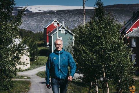 Thor Åge Jensen og Kobberløpet skal arrangere fjelløp fra Jakobsbakken 31. august.