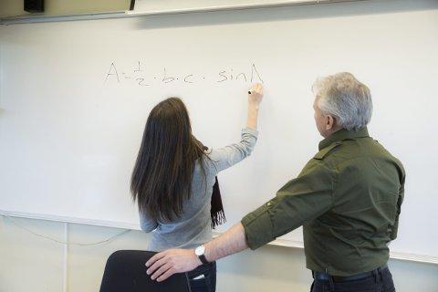 Tillit: Både sentrale politikere og lokale skolemyndigheter må sørge for å gi lærerne tillit og et nødvendig profesjonelt handlingsrom. Illustrasjonsfoto