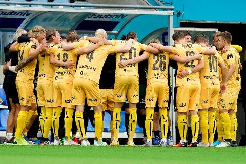 Nordlys mener Glimt har vist hvordan man skal drive klubb for å lykkes i Nord-Norge. Foto: Fredrik Hagen / NTB scanpix