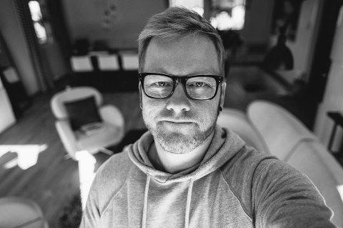 Til Bodø: Hop Rod Garage, eller Thomas Sandberg som han kalles tar turen til Nordlandsmesterskap i hjemmebrygging.