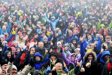 Bodø er blant de få kommunene med befolkningsvekst de første månedene i år, men også i fyølkeshovedstaden er veksten liten.
