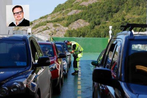 Ferievikarer Billettører Kjerringøy