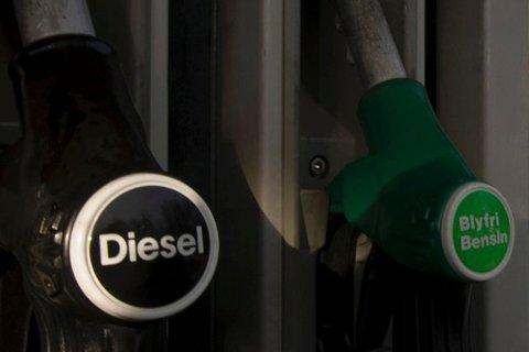Det blir bare dyrere og dyrere å fylle drivstoff. Akkurat nå er prisene rekordhøye! Illustrasjonsfoto