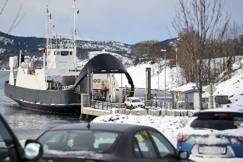 KRAFTIGE REAKSJONER: Det reageres kraftig på kuttet i rutetilbudet på fergesambandet Forøy-Ågskardet.