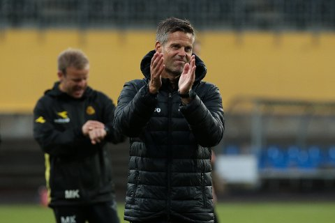 Bodø/Glimt-trener Kjetil Knutsen tjente 1,3 millioner kroner i fjor.