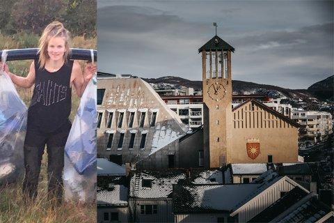 Fortvilet: Anja Almås Tangeraas (34) er ansatt i Bodø kommune, og det siste halve året har vært ekstra tøft: – Jeg husker godt da jeg innså at nå skjer det faktisk, sier 34-årringen.