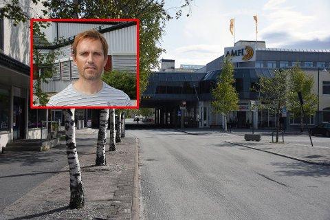 Erik Holm Melby er tilsatt i prosjektlederstilling på Fauske.