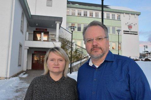 Økonomisjef i Fauske kommune, Kariann Sørdahl, har trukket søknaden. Foto: Christian A. Unosen