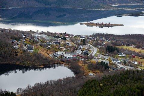 Sliter: Nye Hamarøy kommune sliter økonomisk etter kommunesammenslåingen, samtidig som det planlegges store investeringer.