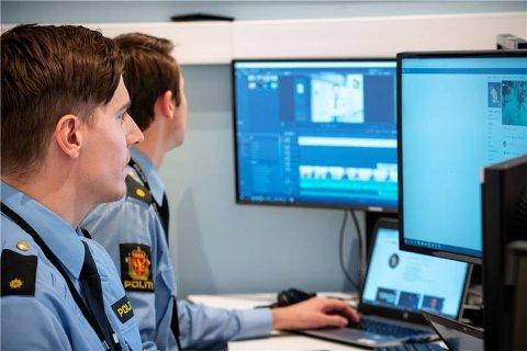 Politiets nettpatrulje advarer mot svindlere.