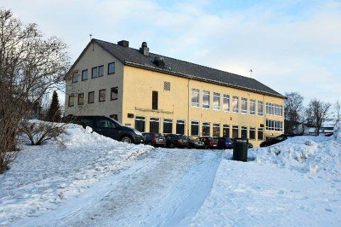 Samfunnshuset på Fauske. Foto: Christian A. Unosen