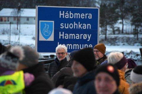 Sammenslåing: Hamarøy og Tysfjords vestside ble slått sammen til en kommune for snart ett år siden. Siden har de økonomiske utfordringene bare økt.