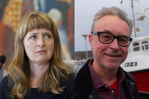 Ingelin Noresjø og Odd Emil Ingebrigtsen er begge på topplisten over de mektigste i Nord-Norge på Nordlys' store maktkåring.
