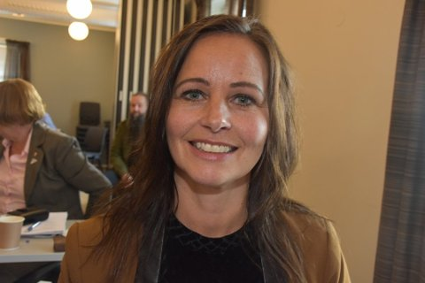 Kathrine Moan Larsen i Fauske Arbeiderparti.