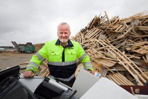Saltens Bilruter AS, Østbø AS. Administrerende direktør og konsernsjef Anders Mjaaland.