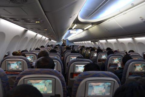 Krever endring: NHO-toppen fra Bodø med klar tale om hvor mange reisende flyselskapene bør ha på flyvningene sine framover.