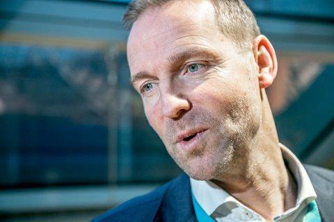 Petter Høiseth går av som sjef i Sparebank 1 Nord-Norge.