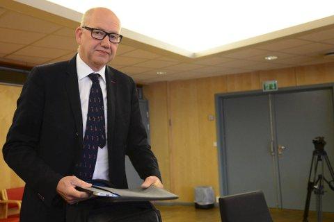 Advokat Finn Ove Smith.