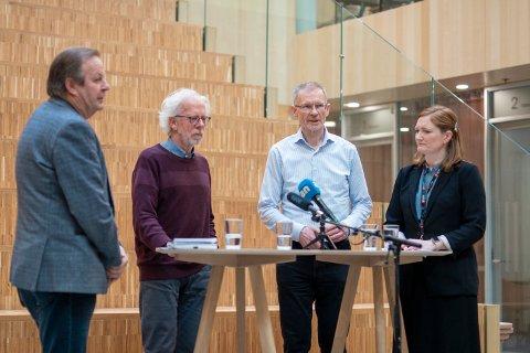 Over de siste fem dagene er det ikke registrert ett eneste tilfelle av koronasmitte i Bodø.