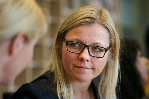 Partisekretær Kjersti Stenseng i Arbeiderpartiet.
