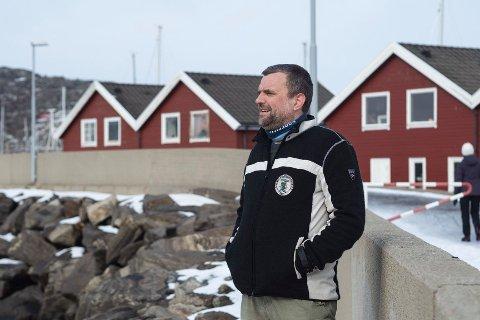 Aksel Hernes, avdelingsleder i Miljøvernforbundet.