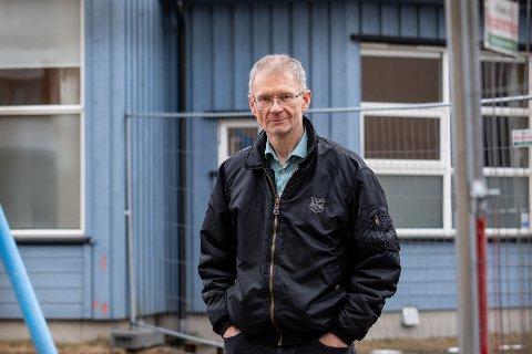 Ingen tvil: Smittevernoverlege Kai Brynjar Hagen i Bodø kommune er trygg på at myndighetene har tatt riktig avgjørelse med å lette på noen av de strenge tiltakene i Norge.